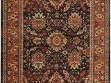 Brown and Maroon area Rugs Mohawk Home Marshall Brown area Rug 8 X10
