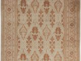 Brown and Maroon area Rugs solo Rugs E Of A Kind Oushak I M1785 231 area Rugs
