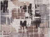 Brown Black and Gray area Rugs Granada area Rug Brown and Gray