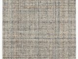 Brown Black and Gray area Rugs Harris Micro Hand Hooked Wool Gray Blue Black area Rug