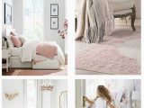 Bungalow Rose Fontanne Pink White area Rug 20 Trendy Blush Pink Rugs that Will Look Amazing In Any Home