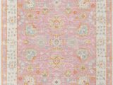Bungalow Rose Fontanne Pink White area Rug Pin On area Rugs