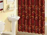 Burgundy Bath Rug Set Home Dynamix Boutique Deluxe Shower Curtain and Bath Rug Set Bou 10 Oval Rings Burgundy 17 Piece Bath Set Walmart Com