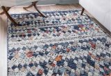 Caffey Navy Blue area Rug Navy Blue 2 2 X 3 Morocco Rug Esalerugs In 2020