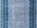 Call Of Duty area Rug Mylife Rugs Traditional Vintage Non Slip Machine Washable Printed area Rug Blue Grey 4 X6