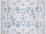 Carina Synthetic Rug Porcelain Blue Pin On Home