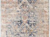 Carina Synthetic Rug Porcelain Blue Talitha Dusty Blue 160×230 Rugvista