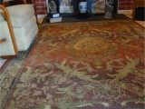 Carpet Pad Size for area Rug How to Keep An area Rug From Creeping On A Carpeted Floor