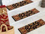 "Carpet Tacks for area Rugs ""sydney"" Polypropylene Handmade Stair Treads Carpet 9""x 29"""