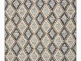 Charcoal and Tan area Rug Armentrout Geometric Handwoven Flatweave Light Gray Tan area Rug