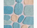 Chardin Home Bath Rugs Chardin Home Pure Cotton Pebbles Bath Rug 27