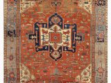 Cheap 10 by 12 area Rugs E Of A Kind Mad Hand Knotted Rust Red 10 X 12 area Rug
