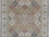 """Cheap 10 by 12 area Rugs E Of A Kind Mountain King Hand Knotted Brown 10 X 12 7"""" Wool area Rug"""