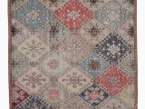 """Cheap area Rugs Under 50 Multicolor Turkish Vintage Rug 4 2"""" X 7 1"""" 50 In X 85 In"""