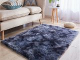 Cheap Faux Fur area Rugs Faux Fur solid Water Absorption area Rug