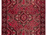 Cheap Indoor Outdoor area Rugs Jamil Medallion Red Indoor Outdoor area Rug