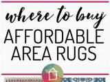 Cheapest Place to Get area Rugs where to Buy Affordable Rugs