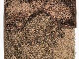 Chenille Bath Rug Sets Cushion Mania Sparkle Chenille Bath Pedestal Mat Sets soft Bathroom Rugs Anti Slip Brown