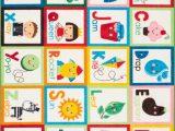 Children S area Rugs Walmart Nuloom Machine Made Alphabet Block Kids area Rug
