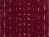"""Christmas area Rugs 5 X 7 Cowdenbeath 5 X 7 6"""" Rectangle Garnet area Rug with Images"""