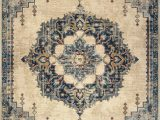 """Christmas area Rugs 5 X 7 Hamton Court Rug Color Pale Blue Size 5 3"""" X 7 6"""