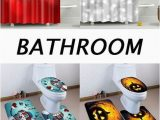 Christmas Bath Rugs Accessories How to Decorate Your Bathroom Shower Curtains Bath Rugs and