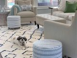 Coastal Living Room area Rugs 12 Best Navy and White area Rugs Under $200