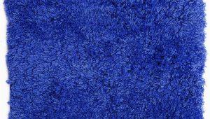 Cobalt Blue Bath Rugs Clara Clark Shaggy Bath Rug with Non Slip Backing Rubber Super soft Bathmat Small 17 X 24 Royal Blue