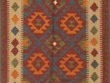 Contemporary area Rugs orange and Blue Contemporary Black orange Beige area Rug
