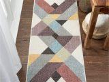 Contemporary Multi Color area Rugs whoa Geometric Multicolor area Rug