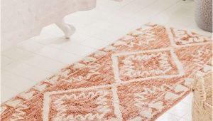 Copper Colored Bathroom Rugs Sienna Kilim Bath Mat