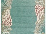 Copper Grove Uwharrie Floral area Rug Liora Manne Riviera Reef Border Rugs Rugs Direct