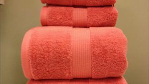 Coral Bath towels and Rugs Coral towels Also Walmart
