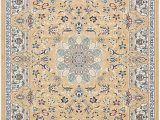 Country area Rugs 8 X 10 Amazon Nain Collection Persian isfahan Design
