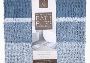 Country Living Bath Rugs town Country Living Cushioned Spa Bath Rugs 53cm X 86cm