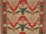 Craftsman Rugs Bungalow area Rug Arts & Crafts Rug Renaissance Old House Journal Magazine