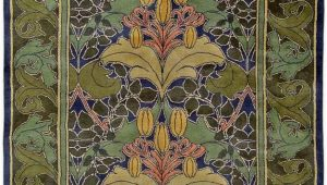 Craftsman Rugs Bungalow area Rug Lily & Vine 1