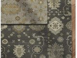 Crate and Barrel 8×10 area Rugs Amazon Crate and Barrel Juno Gray Traditional Persian