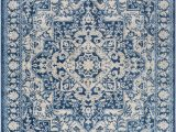 Cream and Navy Blue area Rugs Surya Moc2316 6796 6 Ft 7 In X 9 Ft 6 In Monaco area Rug Bright Blue Navy & Cream From Unbeatablesale