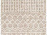 Cream Color Shag area Rug Surya Urban Shag Zone Rugs Rugs Direct