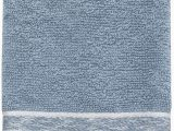 Croscill Bath Rugs Discontinued Croscill Nomad Fingertip towel Blue