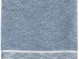 Croscill Nomad Bath Rug Croscill Nomad Fingertip towel Blue