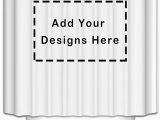 Custom Made Bath Rugs Vandarllin Personalized Custom Bathroom Shower Curtain Sets with Mat Rugs Add Your Own Designs Here