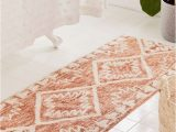 Cut to Size Bathroom Rugs Sienna Kilim Bath Mat