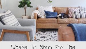 Cute area Rugs for Living Room Love This Cozy Farmhouse Family Room S Nautral Rug Such