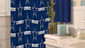 Dallas Cowboys Bathroom Rugs Dallas Cowboys Decorative Bath Collection Shower Curtain 72 X 72