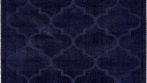 Dark Blue Rug 8×10 Navy Blue 8 X 10 Trellis Shag Rug area Rugs