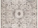 Dark Brown and Gray area Rug Affordable Farmhouse Style Rugs Micheala Diane Designs