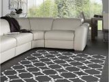 Dark Gray and White area Rug Dark Gray and White area Rug Love This Color Bo with