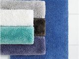 Dark Turquoise Bathroom Rugs Closeout Martha Stewart Collection Cozy Plush Collection